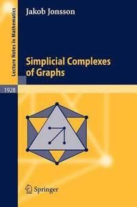 bokomslag Simplicial Complexes of Graphs
