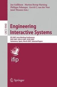 bokomslag Engineering Interactive Systems