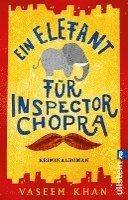bokomslag Ein Elefant für Inspector Chopra