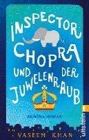bokomslag Inspector Chopra und der Juwelenraub