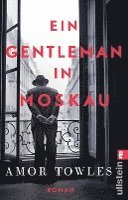 bokomslag Ein Gentleman in Moskau