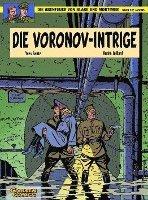 bokomslag Blake und Mortimer 11: Die Voronov-Intrige