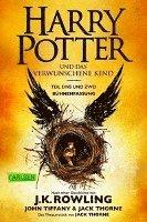 bokomslag Harry Potter und das verwunschene Kind. Teil eins und zwei (Bühnenfassung)
