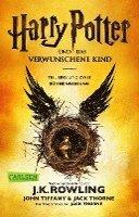 bokomslag Harry Potter und das verwunschene Kind. Teil eins und zwei (Bühnenfassung) (Harry Potter)