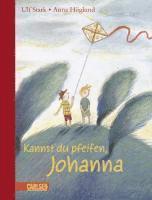 bokomslag Kannst Du pfeifen, Johanna