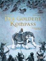 bokomslag Der goldene Kompass - Die Graphic Novel zu His Dark Materials 1
