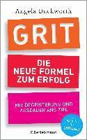 bokomslag GRIT - Die neue Formel zum Erfolg