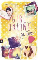 bokomslag Girl Online on Tour