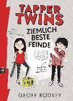 bokomslag Tapper Twins - Ziemlich beste Feinde