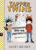 bokomslag Tapper Twins - Gemeinsam sind wir unerträglich
