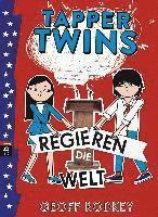 bokomslag Tapper Twins - Regieren die Welt