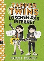 bokomslag Tapper Twins - Löschen das Internet