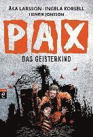 bokomslag PAX - Das Geisterkind