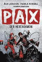 bokomslag PAX - Der Hexendämon