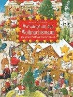 bokomslag Wir warten auf den Weihnachtsmann