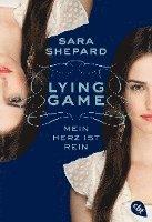 bokomslag LYING GAME 03 - Mein Herz ist rein