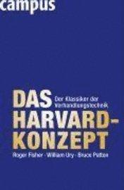bokomslag Das Harvard-Konzept