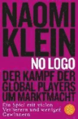 bokomslag No Logo