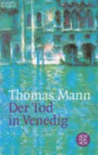 bokomslag Der Tod in Venedig