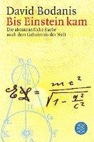 bokomslag Bis Einstein kam