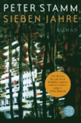 bokomslag Sieben jahre : roman