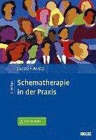 bokomslag Schematherapie in der Praxis