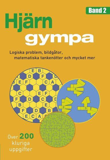 bokomslag Hjärngympa 2 : intelligensträning för hela familjen