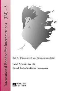 bokomslag God Speaks to Us