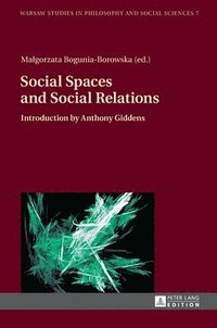 bokomslag Social Spaces and Social Relations