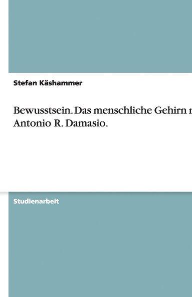 bokomslag Bewusstsein. Das menschliche Gehirn nach Antonio R. Damasio.