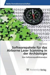 bokomslag Softwarepakete Fur Das Airborne Laser Scanning in Der Archaologie