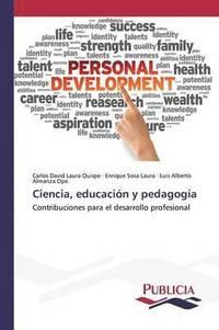 bokomslag Ciencia, Educacion y Pedagogia