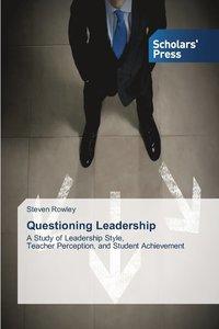 bokomslag Questioning Leadership