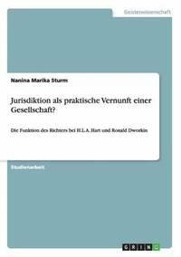 bokomslag Jurisdiktion ALS Praktische Vernunft Einer Gesellschaft?