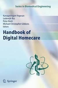 bokomslag Handbook of Digital Homecare