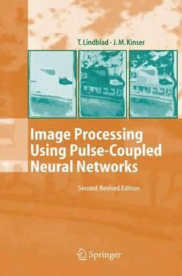 bokomslag Image Processing Using Pulse-Coupled Neural Networks