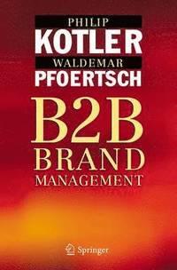 bokomslag B2B Brand Management