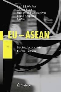 bokomslag EU - ASEAN