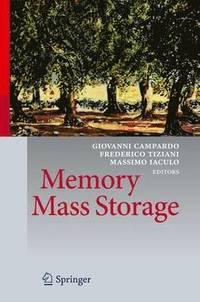 bokomslag Memory Mass Storage