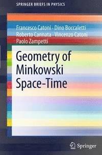 bokomslag Geometry of Minkowski Space-Time