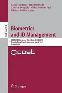 bokomslag Biometrics and ID Management