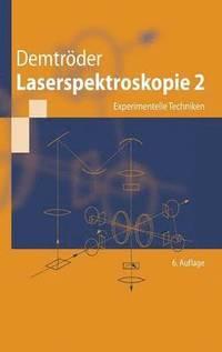 bokomslag Laserspektroskopie 2