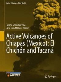 bokomslag Active Volcanoes of Chiapas (Mexico): El Chichon and Tacana