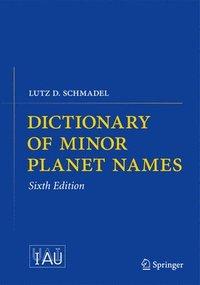 bokomslag Dictionary of Minor Planet Names
