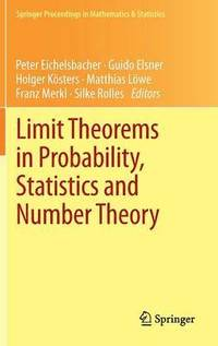 bokomslag Limit Theorems in Probability, Statistics and Number Theory
