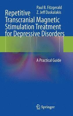 bokomslag Repetitive transcranial magnetic stimulation treatment for depressive disor