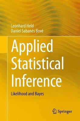 bokomslag Applied Statistical Inference: Likelihood and Bayes