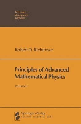 bokomslag Principles of Advanced Mathematical Physics