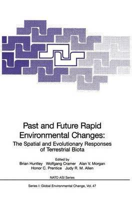 bokomslag Past and Future Rapid Environmental Changes