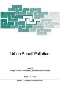 bokomslag Urban Runoff Pollution